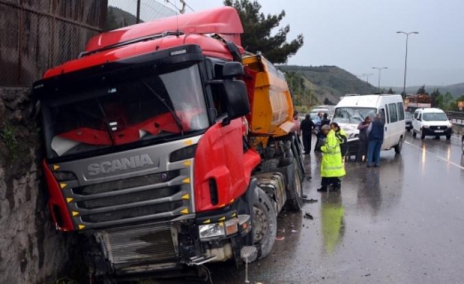 Karabük'te trafik kazası: 5 yaralı