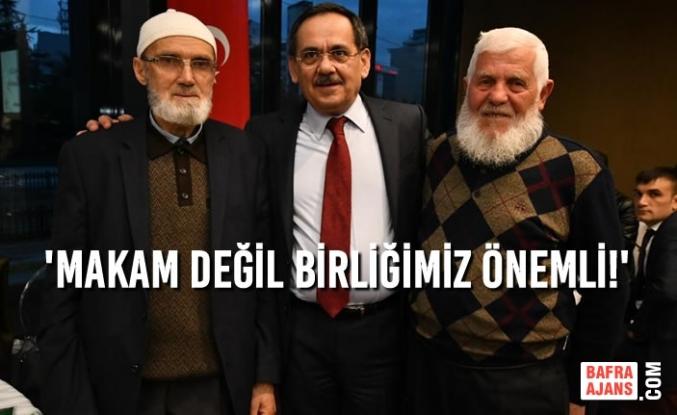 Mustafa Demir, AK Parti Teşkilatı'na Seslendi