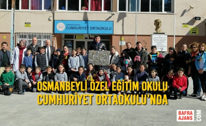 Osmanbeyli Özel Eğitim Okulu, Cumhuriyet Ortaokulu'nda