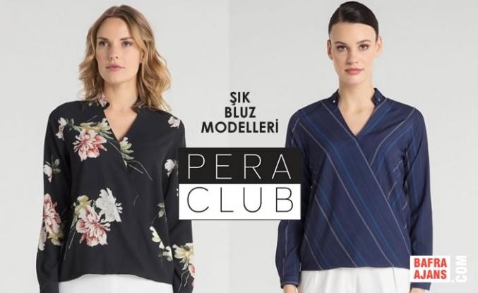 Şık Bluz Modelleri