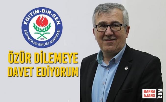 Tevfik Demir'den Ebubekir Sofuoğlu'na Sert Tepki