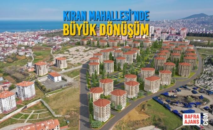 Samsun'un çehresi değişiyor, Büyük dönüşüm başladı