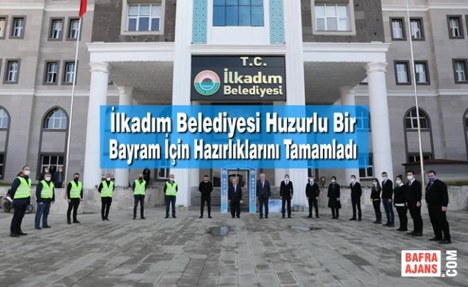 Başkan Demirtaş, Kurban Bayramında Sizler İçin Çalışıyor Olacağız