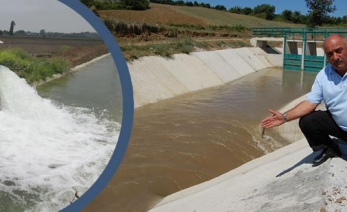 Kemal Nair; 'Su Beşte Bire Düşürüldü'
