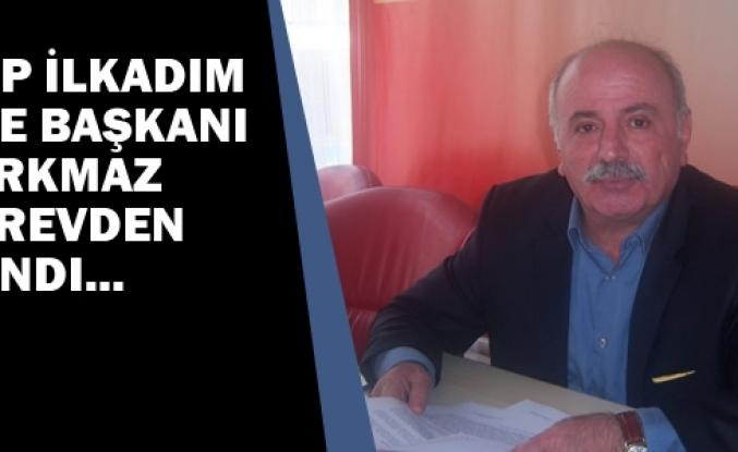 MHP İlkadım İlçe Teşkilatı Görevden Alındı
