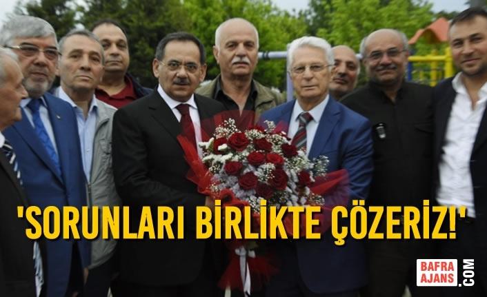 Başkan Mustafa Demir, Şoför Esnafıyla İftarda Buluştu