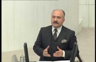 Erhan Usta TBMM'de konuşuyor